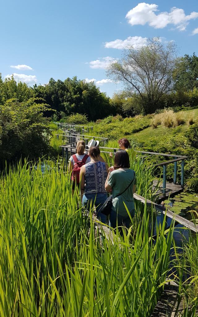 Jardins d'eau de Carsac