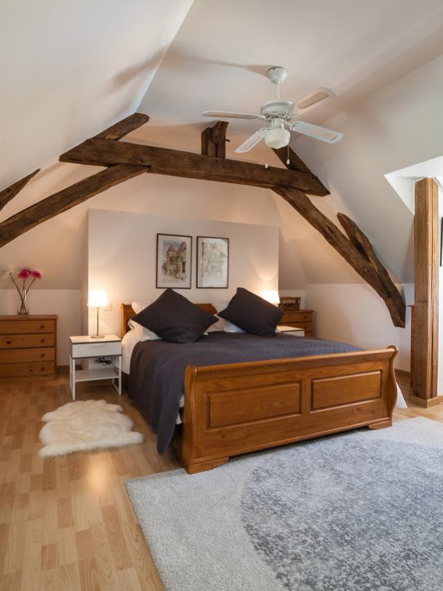 Chambres Hotes Les Charmes De Carlucet