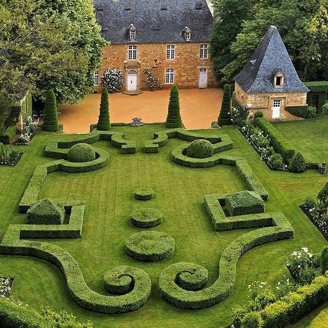 Eyrignac et ses Jardins, Manoire