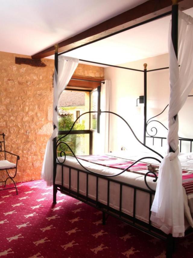 La Villa Romaine - chambres