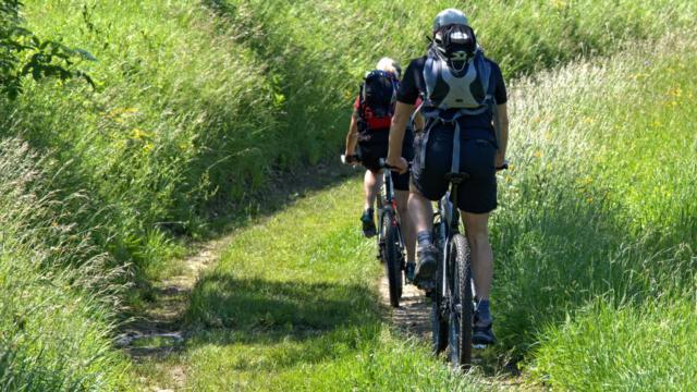Balade nature Vélo et VTT