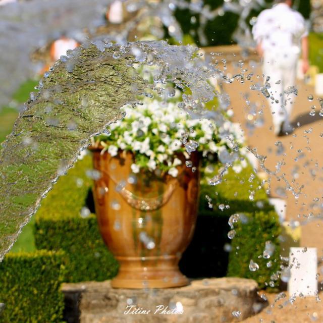 Eyrignac Le Jardin Blanc
