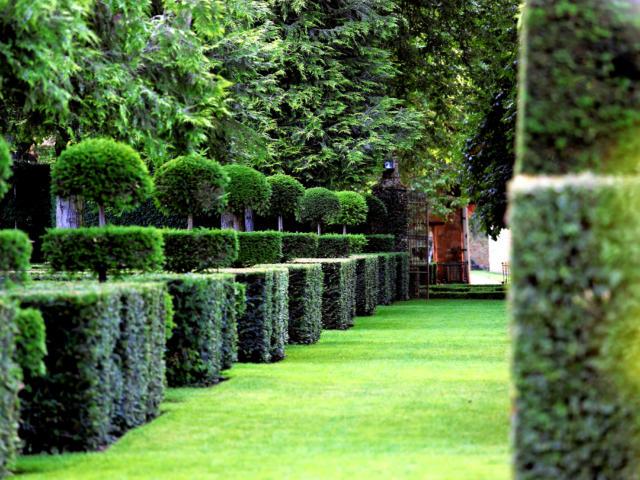 Eyrignac et ses Sculptures Végétales