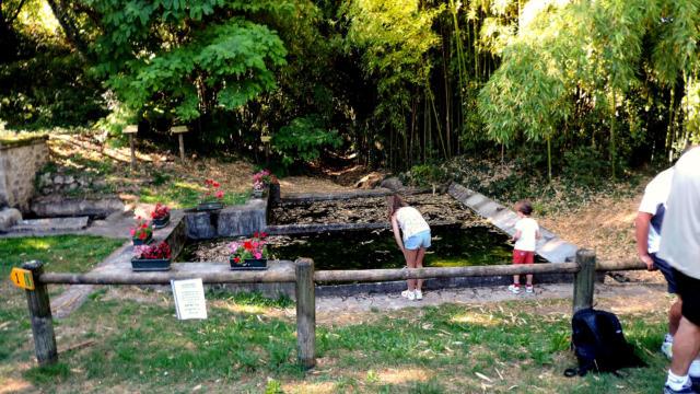 Lavoir Sentier Des Fontaines