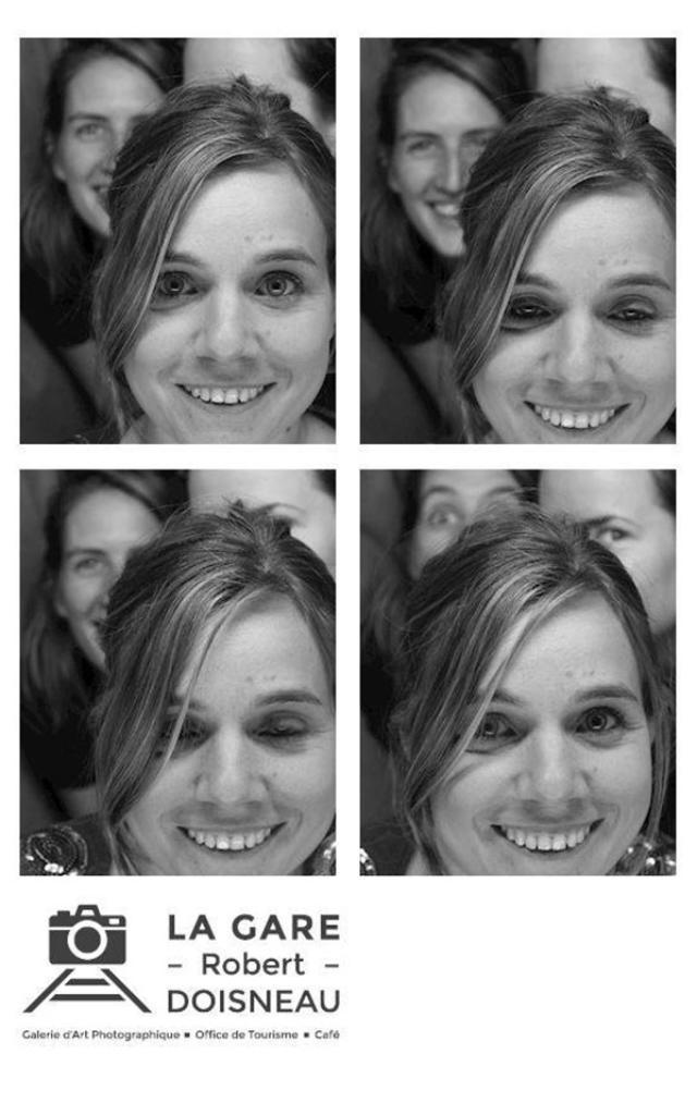 Photomaton Julie