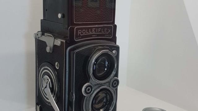 Rolleiflex Doisneau