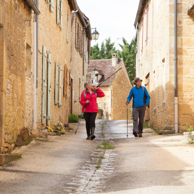 Rues De Saint Genies