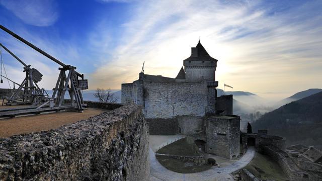 Château médiéval de Castelnaud