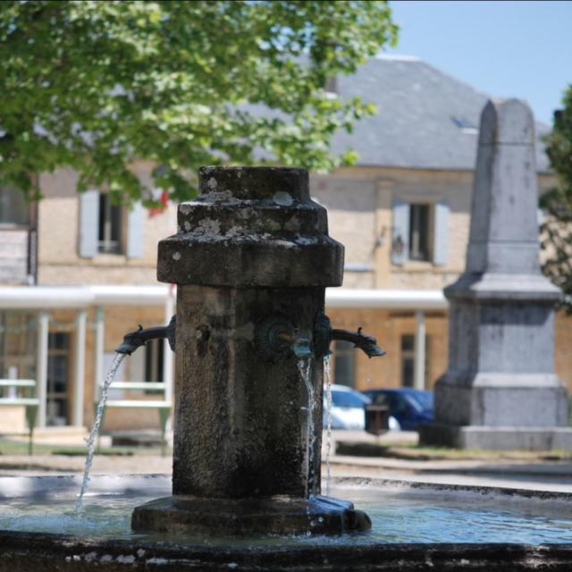 Fontaine De Salignac