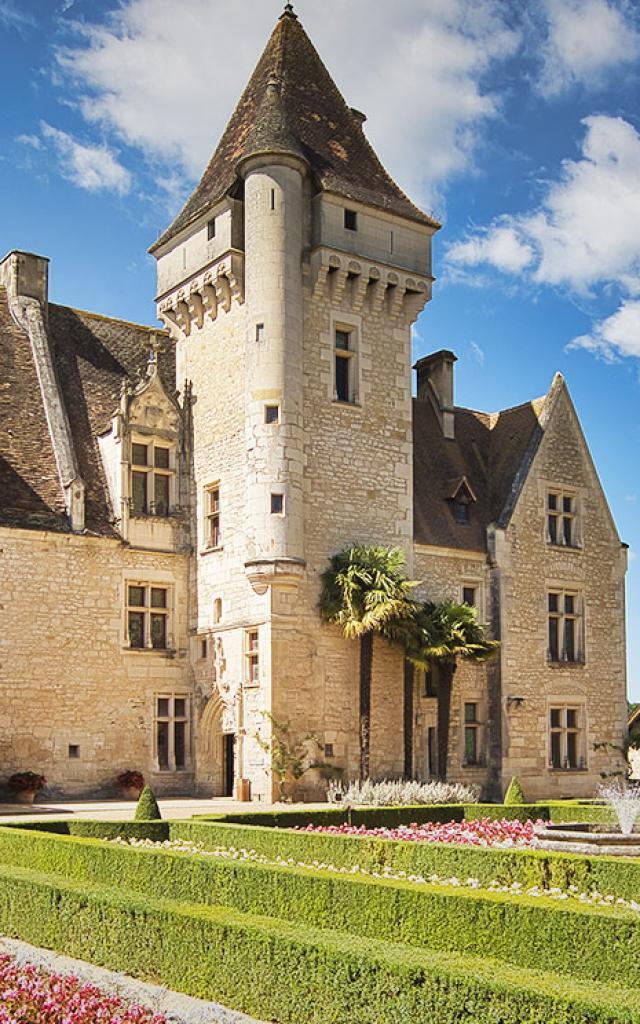 Chateau Milandes