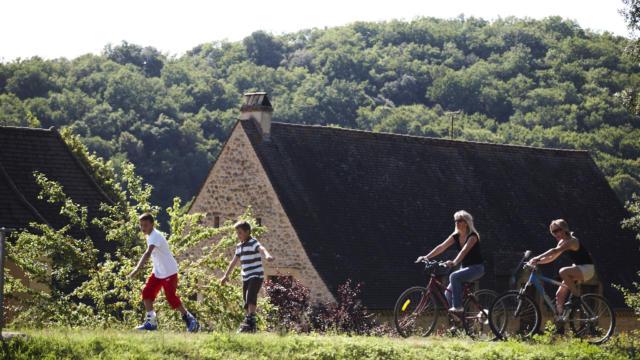 La Voie Verte de la vallée de la Dordogne