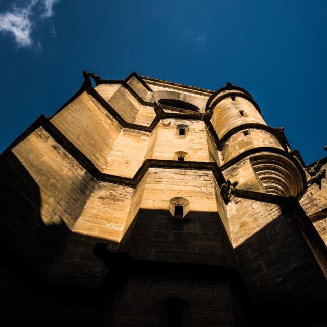 Eglise Sainte Marie De Sarlat