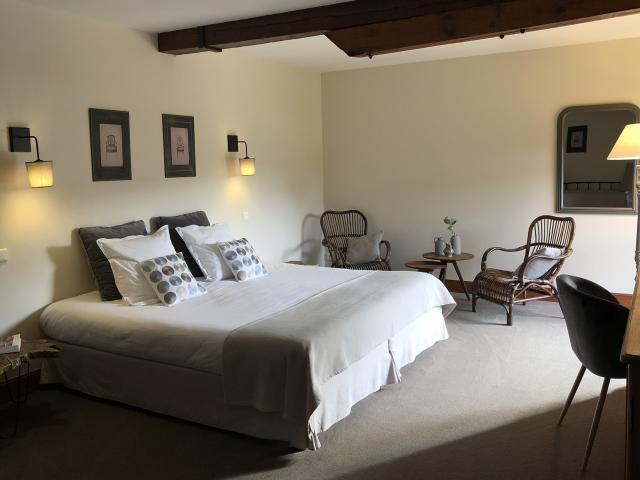 Chambre Villa Romaine
